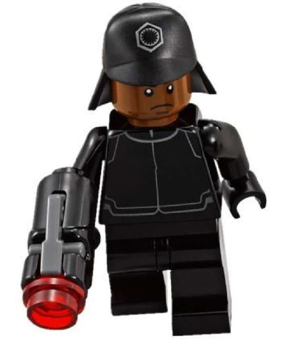 NEW Lego 75132 Star Wars First Order Crew Member Minifigure free ship