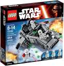 LEGO STAR WARS 75100 FIRST ORDER SNOWSPEEDER 3 MINIFIGURES BRAND NEW SET SEALED!